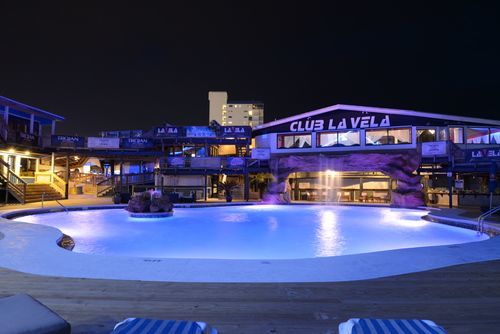Bottle Service | Club La Vela