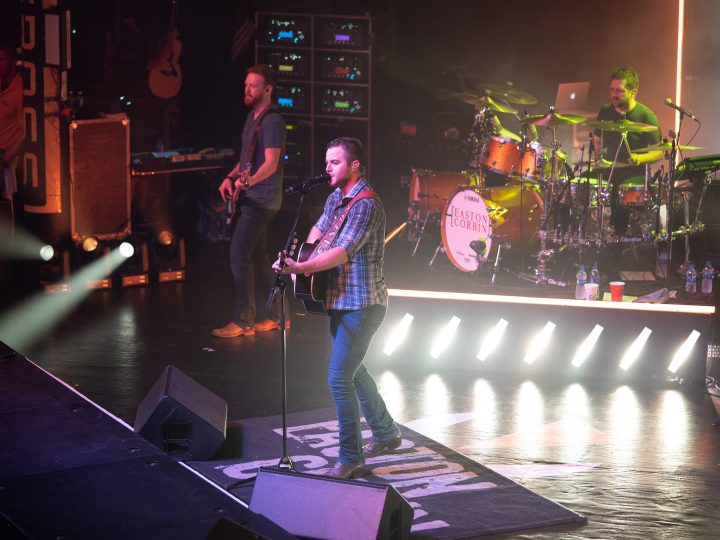 Easton Corbin & The Dallas Bowlin Band 6/23/18